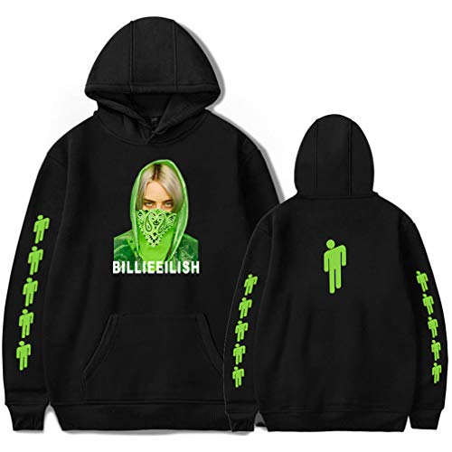Top 10 Billie Eilish Pullover Kinder – Kapuzenpullover für Damen