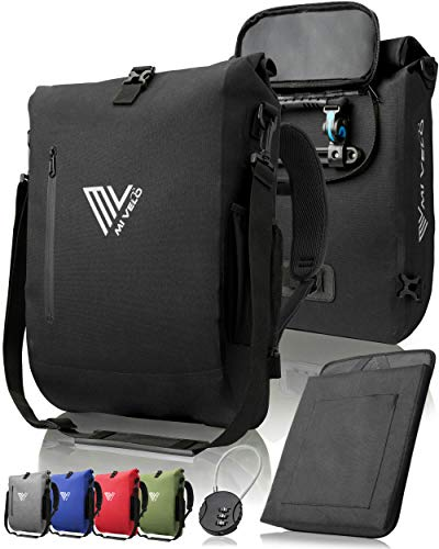 Top 10 1 3 3 Cube – Gepäckträgertaschen