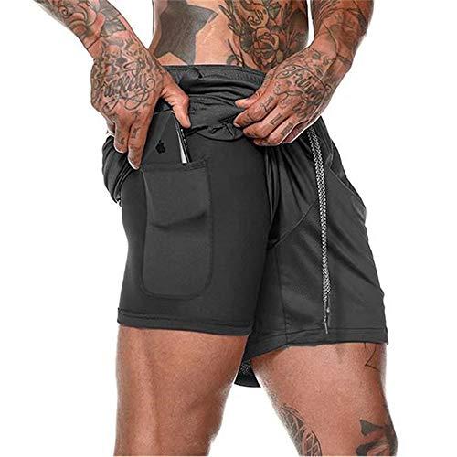 Top 9 2 in 1 Shorts – Sportswear-Shorts für Herren