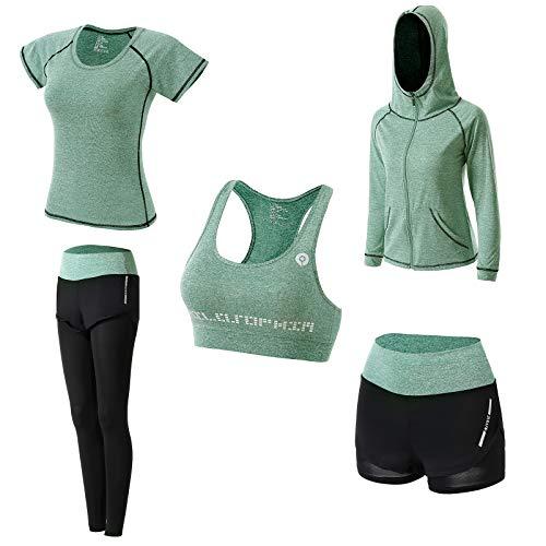 Top 10 Yoga Kleidung Damen Set – Yoga-Bekleidung für Mädchen