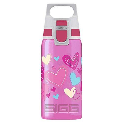Top 10 Trinkflasche Mädchen – Kinder Wasserflaschen für die Schule