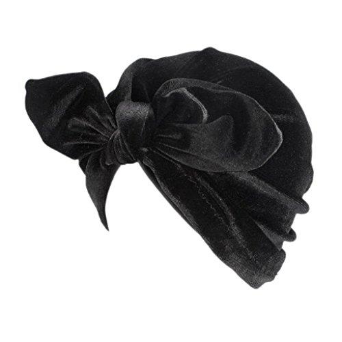 Top 9 Turban schwarz Damen – Accessoires für Damen