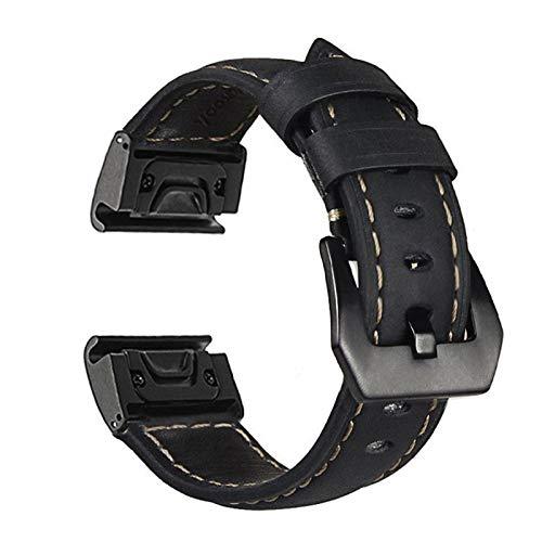 Top 10 fenix 5 Armband Leder – Smartwatch Ersatzarmbänder
