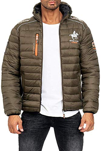 Top 7 Geographical Norway Herren Winterjacke – Sportjacken für Herren