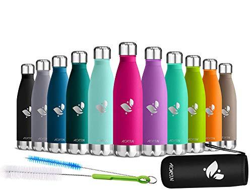 Top 10 AORIN Vakuum-Isolierte Trinkflasche – Trinkflaschen
