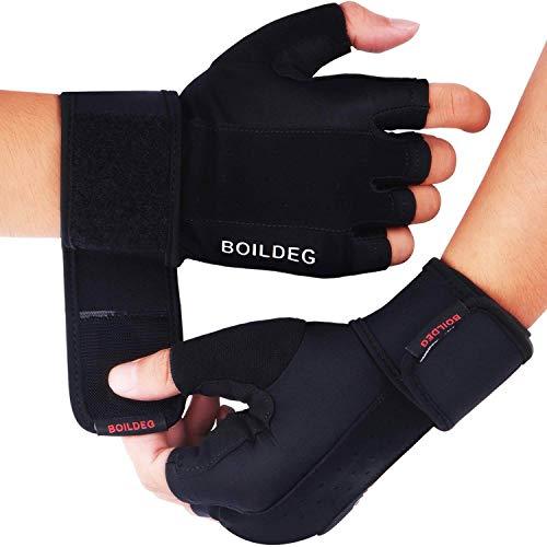Top 10 Fitnesshandschuhe mit Handgelenkstütze – Handschuhe für Fitness