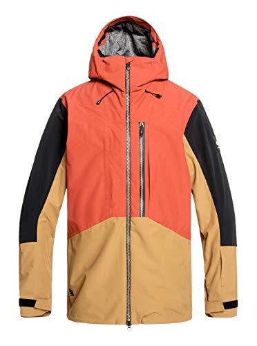 Top 9 Quiksilver Jacke Herren Snowboard – Ski-Jacken für Herren