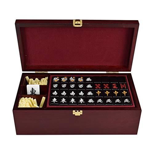 Top 10 Mahjong Brettspiel Holz – Mahjong