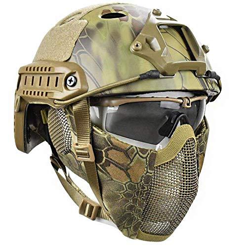Top 10 Militär Helm Mit Visier – Sport