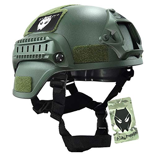 Top 9 Airsoft Helm Mich 2000 – Paintball-Helme