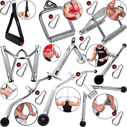 Top 10 Trizeps Curl Griff – Krafttraining Geräte für den Oberkörper
