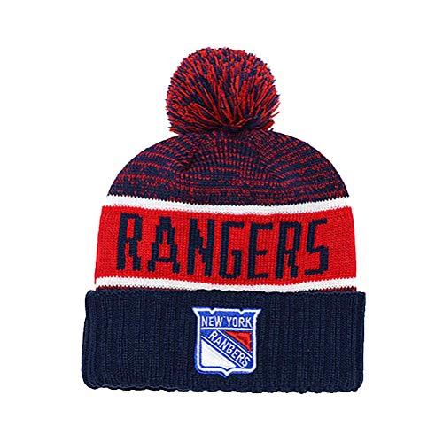 Top 8 NHL New York Rangers Mütze – Strickmützen für Herren