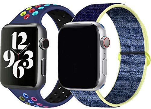 Top 10 Silikonarmband Apple Watch – Smartwatch Ersatzarmbänder