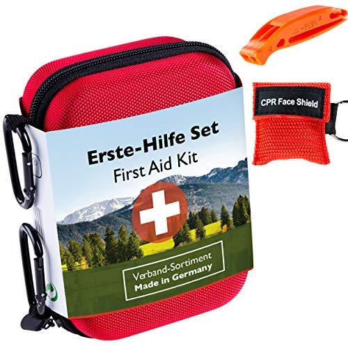 Top 9 Erste Hilfe Tasche Wandern – Erste-Hilfe-Sets für Camping & Reisen