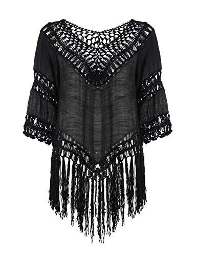 Top 10 Boho Bluse – Pareos & Strandkleider für Damen
