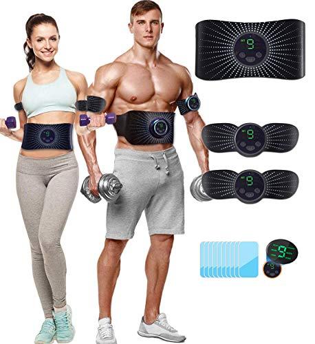 Top 10 Bauchtrainer Elektrisch Damen – Bauchmuskelgürtel für Fitness