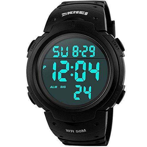Top 10 Digitale Armbanduhr – Armbanduhren für Herren