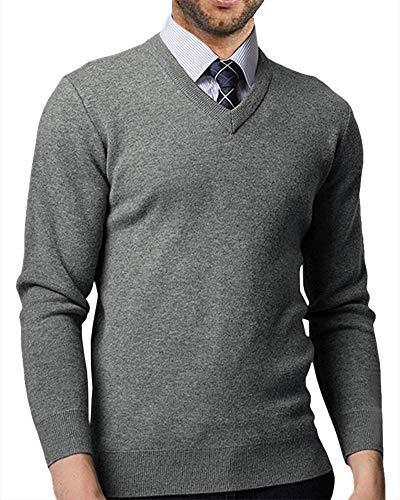 Top 9 Slim Fit Pullover Herren V Ausschnitt – Pullover für Herren