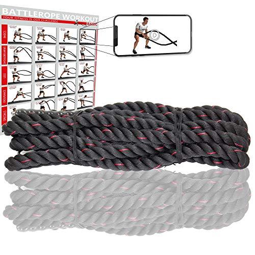 Top 10 Battle Rope 50mm – Schlingentrainer für Krafttraining