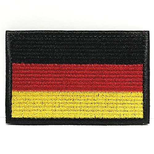 Top 5 Aufnäher Deutschland Flagge – Borten & Ornamente