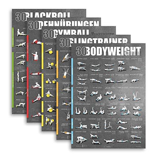 Top 9 Motivation Poster Fitness – Trainingsprogramme
