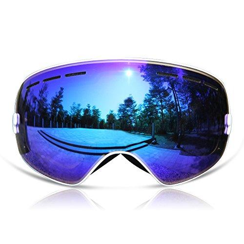 Top 10 Verspiegelte Skibrille Damen – Skibrillen