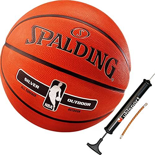 Top 4 Spalding NBA Silver Outdoor Sz.6 – Basketbälle