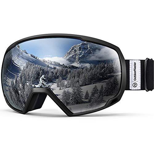 Top 10 Skibrille Damen Schwarz – Skibrillen