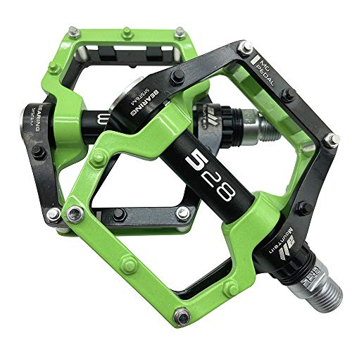 Top 8 Cube Pedale Grün – Fahrradpedale