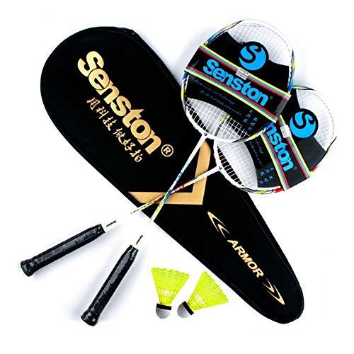 Top 10 Badmintonschläger 2er Set – Badmintonschläger