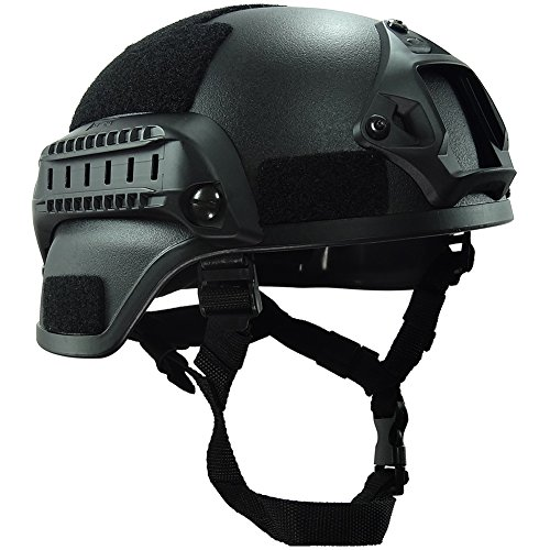 Top 9 Mich 2000 Helm – Paintball-Helme