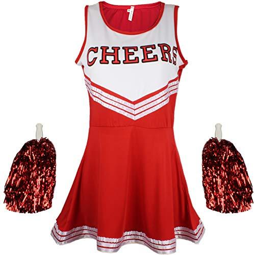 Top 8 Cheerleader Kostüm Damen – Spielzeug