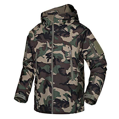 Top 9 Camouflage Jacke Herren Winter – Outdoor Softshelljacken für Herren