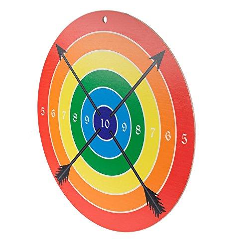 Top 9 Zielscheibe Bogenschießen Kinder – Zielscheiben für Bogenschießen & Waffensport