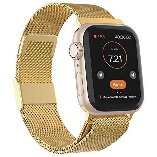 Top 10 Apple Watch Armband 44Mm Gold – Smartwatch Ersatzarmbänder