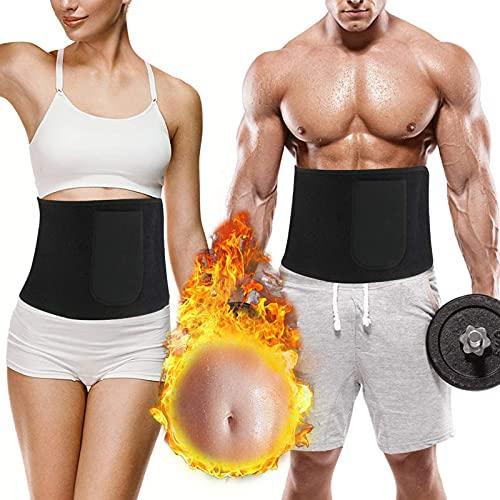 Top 8 Gürtel Bauchweg – Bauchweggürtel für Fitnesstraining