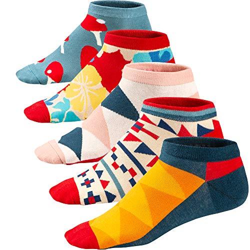 Top 9 Herren Socken Bunt 43-46 Baumwolle – Sportsocken für Herren