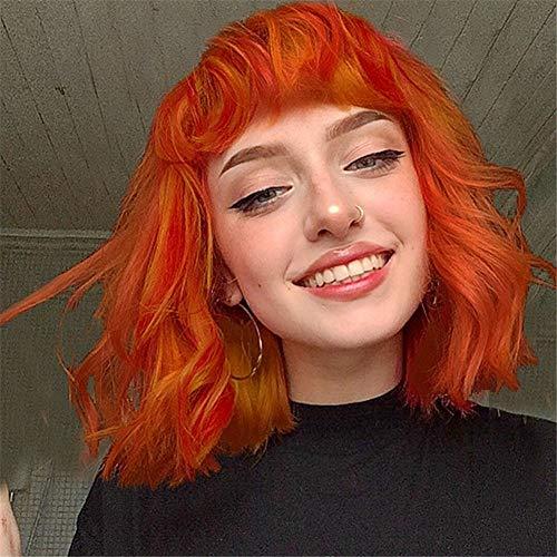 Top 6 Perücke Orange – Perücken & Haarteile für Erwachsene