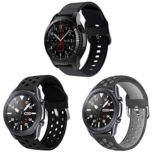 Top 10 Ticwatch Pro Armband 22mm – Smartwatch Ersatzarmbänder