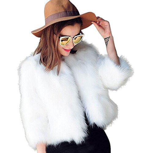 Top 10 Felljacken Für Damen Weiss – Activewear-Westen für Damen