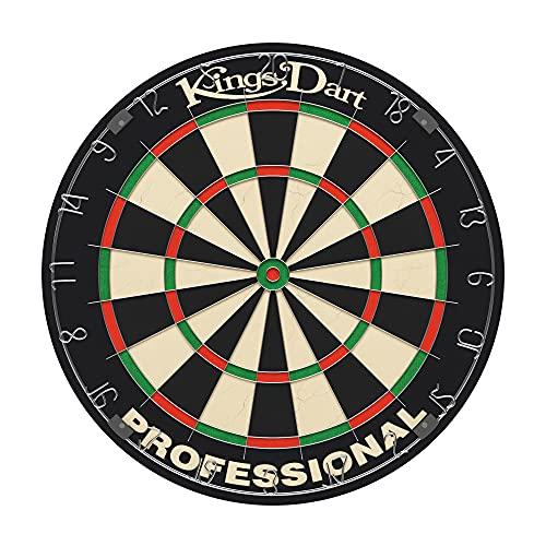 Top 10 Kings Dart Profi Dartscheibe – Klassische Dartboards