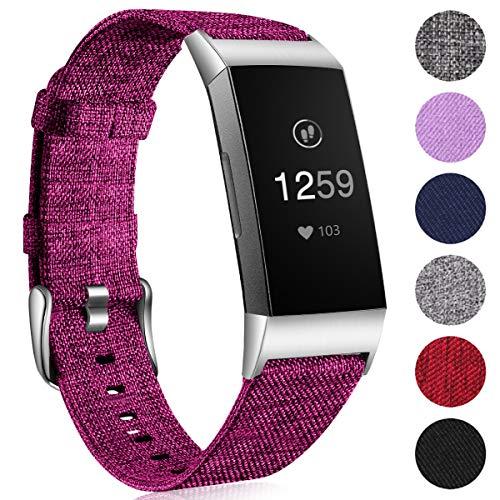 Top 10 Armbänder Stoff – Uhrenarmbänder für Sportmessgeräte