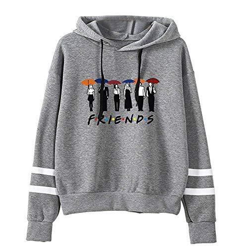 Top 8 Friends TV Show Merchandise – Kapuzenpullover für Damen