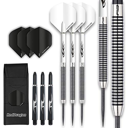 Top 8 Tungsten Steeldarts 23g – Steel-Dartpfeile