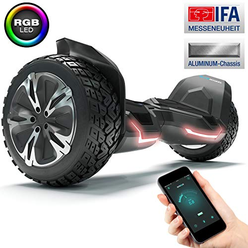 Top 10 Offroad Hoverboard – Self-Balancing Scooters