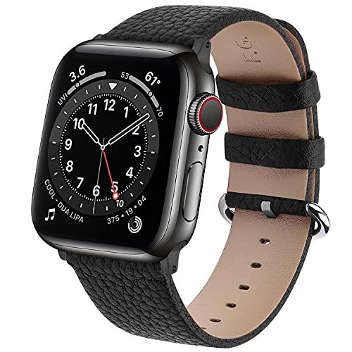 Top 10 Apple Watch 4 Armband 44mm Leder – Smartwatch Ersatzarmbänder