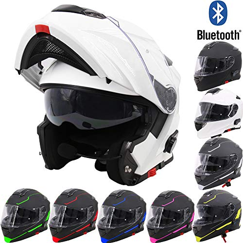 Top 10 Motorradhelm mit Bluetooth – Klapphelme