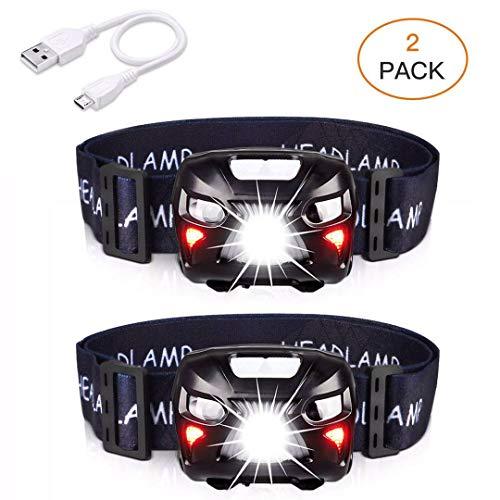 Top 10 Kopfleuchte LED Wiederaufladbar – Stirnlampen
