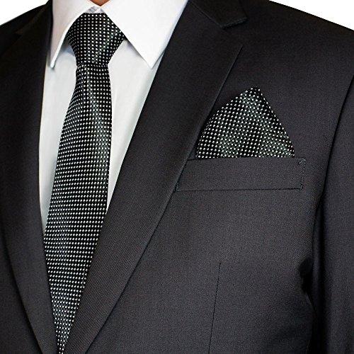 Top 10 Krawatte mit Einstecktuch – Krawatten für Herren