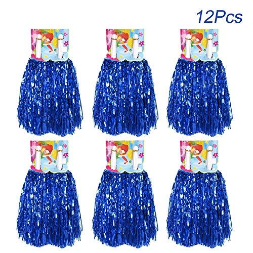 Top 9 Cheerleader Pompons blau weiß – Cheerleading